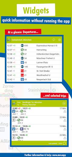 MVV-App u2013 Munich Journey Planner & Mobile Tickets  Screenshots 8