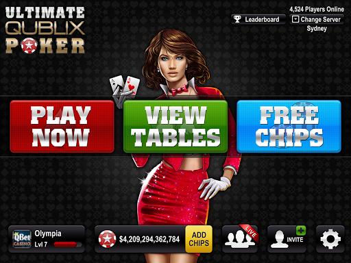 Ultimate Qublix Poker  screenshots 11