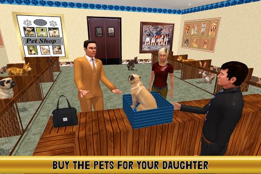 Virtual Billionaire Dad Simulator: Luxury Family 1.11 screenshots 5
