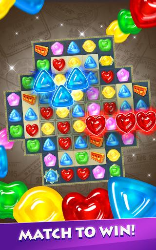 Gummy Drop! Match 3 to Build  screenshots 1