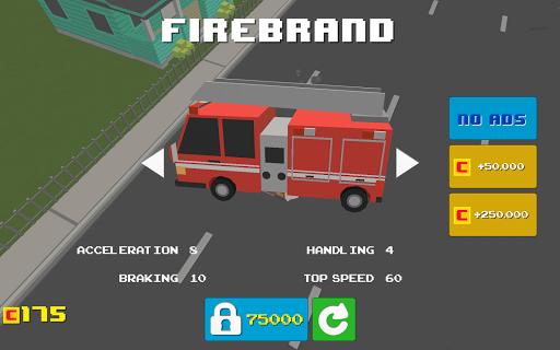 Blocky Road Racer 1.0 screenshots 10