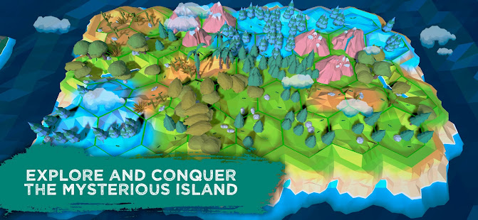 EVO ISLAND 1.3.05 screenshots 1