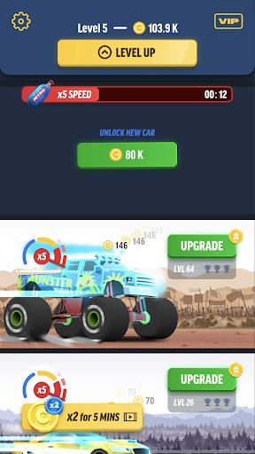 Idle Car Clicker Game 0.1.12 screenshots 2