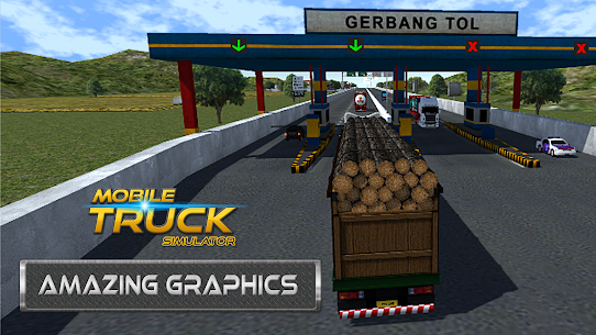 Free Mobile Truck Simulator 1