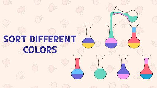 Water Puzzle - Color Sorting screenshots 14