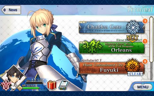 Fate/Grand Order (English) 2.6.0 screenshots 18