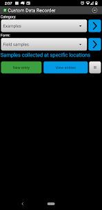 Custom Data Recorder APK 1