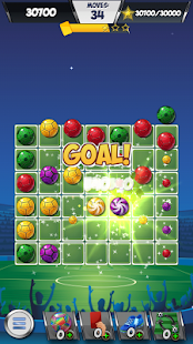 Euro Soccer Tournament - Match 3 Puzzle Game