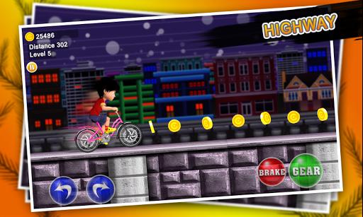Shiva Winter Biking Tales 1.0.7 screenshots 5