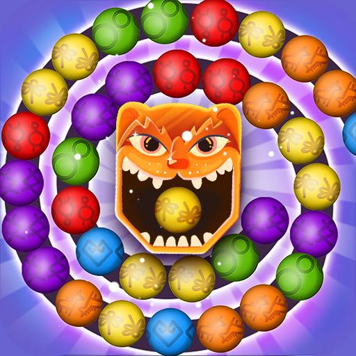 Violas Quest: Marble Blast Bubble Shooter Arcade