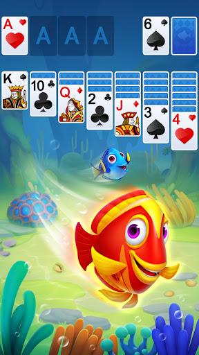Solitaire 3D Fish  screenshots 1