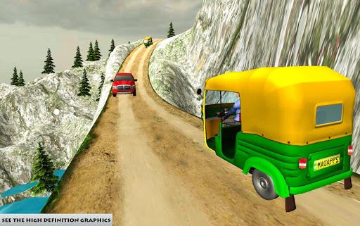 Mountain Auto Tuk Tuk Rickshaw : New Games 2020 2.0.22 screenshots 3