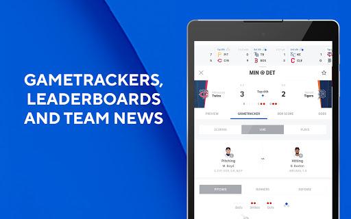 CBS Sports App - Scores, News, Stats & Watch Live apktram screenshots 16