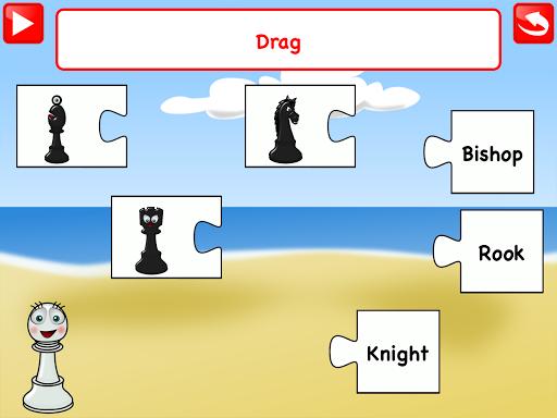 Chess Games Kindergarten LITE  screenshots 2