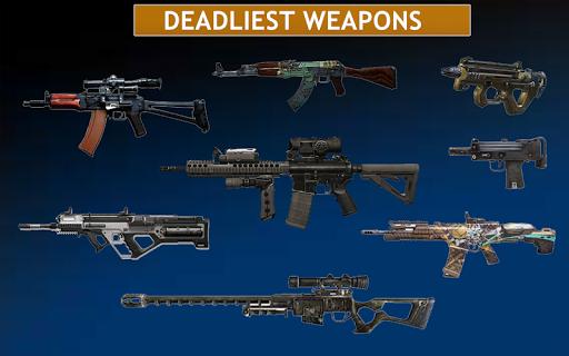 Real Commando Shooting: Secret mission - FPS Games 1.5 screenshots 3