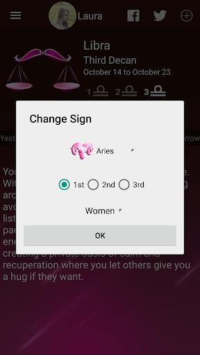 Women Horoscope modavailable screenshots 4