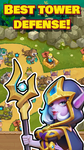 Tower Defense Kingdom: Advance Realm  screenshots 3