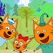 Kid-E-Catsピクニック: 猫のゲームと子供 ゲーム! 教育可愛いゲーム! For baby! - Androidアプリ