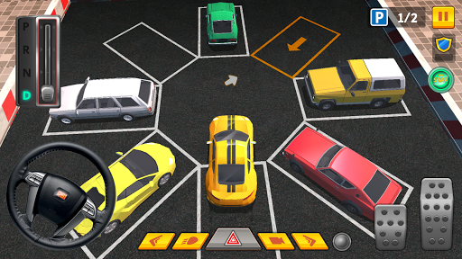 Car Parking 3D Pro : City Car Driving  screenshots 6