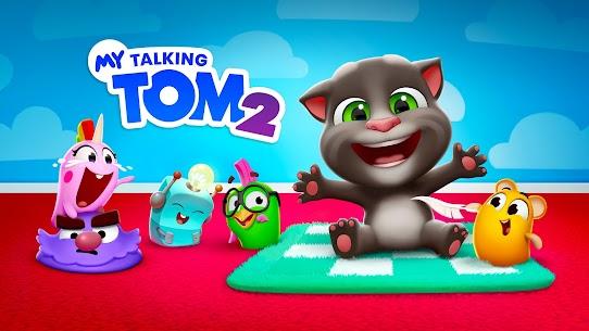 My Talking Tom 2 APK MOD 2.8.3.2 (Unlimited Money) 8