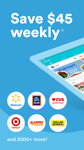 Flipp - Weekly Shopping modavailable screenshots 9