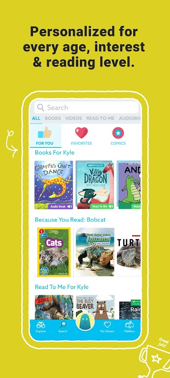 Epic: Kids' Books & Educational Reading Library  poster 4