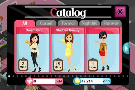 ファッションストーリー:バレエ