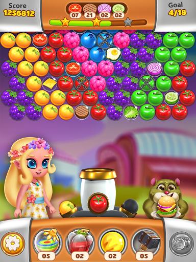 Bubble Shooter Princess Pop - Balloon & Ball Blast 5.3 screenshots 24