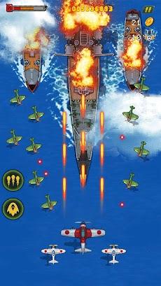 1945空軍:飛行機シューティングゲーム-無料のおすすめ画像3