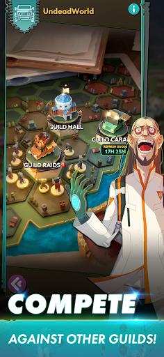 Undead World: Hero Survival Apkfinish screenshots 2