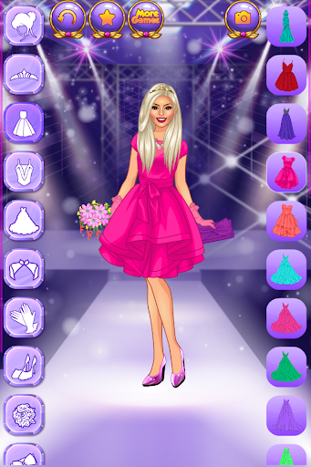 Glam Dress Up - Girls Games apkdebit screenshots 3