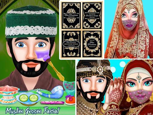 Hijab Muslim Wedding Girl Big Arranged Marriage  Screenshots 15