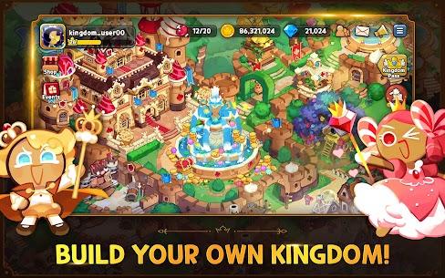 Cookie Run Kingdom Builder & Battle RPG Apk Lastest Version 2021** 3