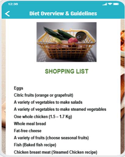 Boiled Egg Diet screenshot 1