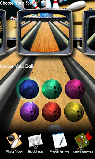 3D Bowling 3.4 screenshots 1