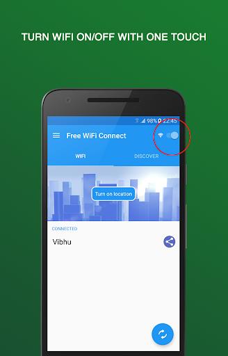 Free WiFi Connect  Screenshots 1