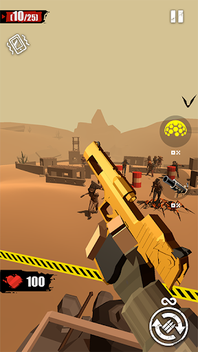 Merge Gun: Shoot Zombie 2.8.6 screenshots 2