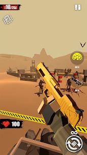 How To Use Merge Gun: Shoot Zombie for PC (Windows & Mac) 2