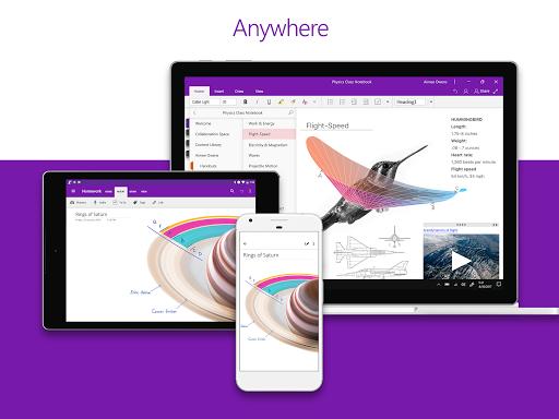 Microsoft OneNote: Save Ideas and Organize Notes screenshots 10
