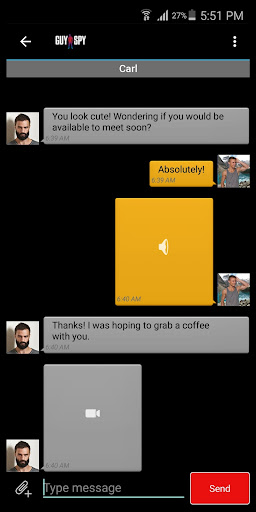GuySpy: Gay Dating and Chat App 4.13.3 Screenshots 3