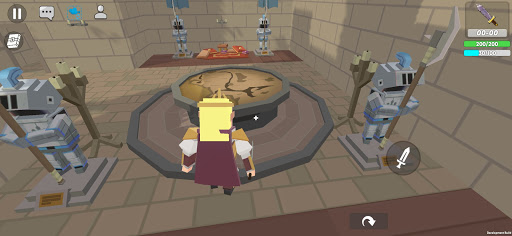 Simple Sandbox 2 : Middle Ages android2mod screenshots 6