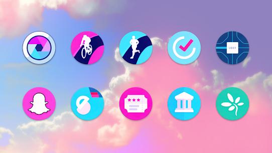 Unicorn Roundies – Free Launcher Theme (MOD, Paid) v5.8 1
