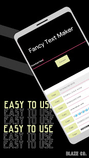 Fancy Text Maker - Style Post Font Art Generator 4.2 APK + Mod (Free purchase) for Android