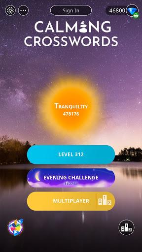 Calming Crosswords: World Tour 1.0.5 screenshots 1