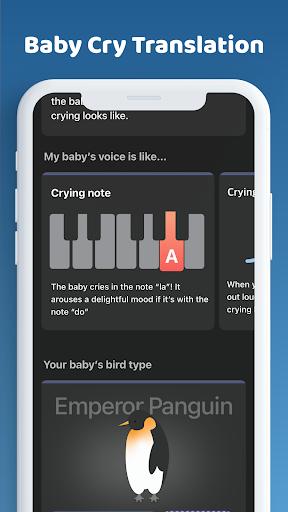 Babba - Cry Translator, Baby Language, Tracker  Screenshots 4