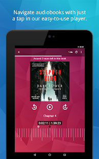 Kobo Books - eBooks & Audiobooks Screenshot