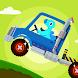 恐竜トラック-子供向けのカーシミュレーターゲーム