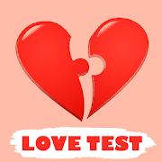 Love test. Name & zodiac compatibility calculator.