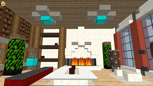 Furniture build ideas for Minecraft apkmartins screenshots 1