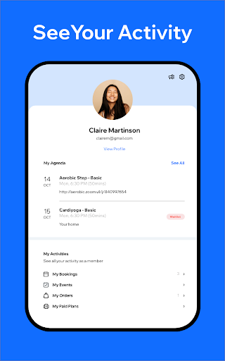 Spaces: Connect with Your Favorite Business.  screenshots 16